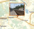 Железнодорожная станция Купавна