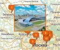 Какие впечатляющие спортивные сооружения есть в Москве?