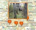 Чем интересны заповедники Москвы и Московской области?