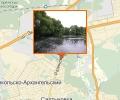 Чернавка река