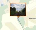 Железнодорожная платформа 52 км