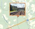 Железнодорожная платформа 178 км