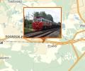 Железнодорожная станция Храпуново