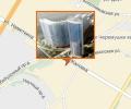 Высотка жилого комплекса Gazoil City