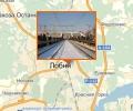 Станция Лобня