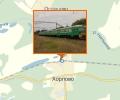Железнодорожная станция Хорлово