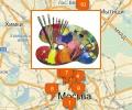 Где купить товары для творчества в Москве?