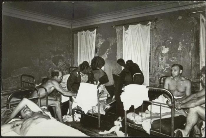 Больница 6 бурназяна официальный